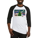 XmasMagic/English Setter Baseball Jersey
