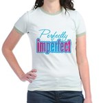 Perfectly Imperfect Jr. Ringer T-Shirt