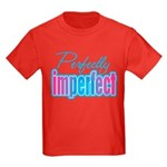 Perfectly Imperfect Kids Dark T-Shirt