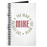 Mike Man Myth Legend Journal