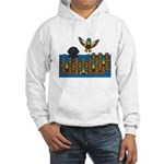 Lab in Ducks Hooded Sweatshirt
