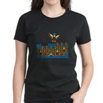 Lab in Ducks Women's Dark T-Shirt