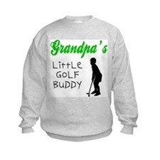 Grampa's Golf Buddy Sweatshirt
