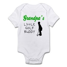 Grampa's Golf Buddy Infant Bodysuit