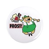 "Humorous Oktoberfest 3.5"" Button (100 pack)"