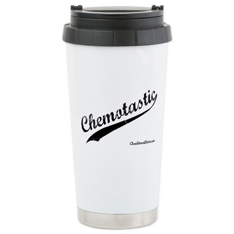 Chemotastic Ceramic Travel Mug