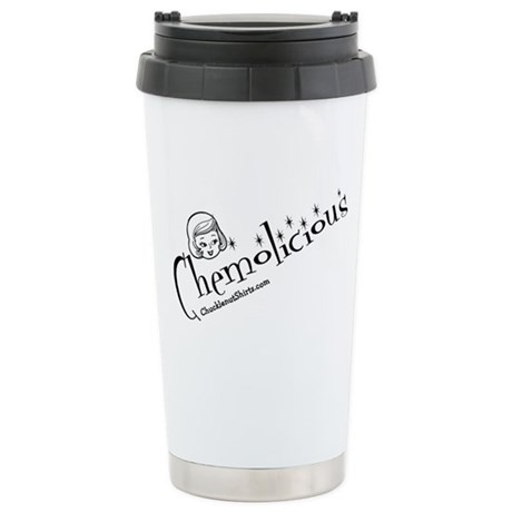 Chemolicious Ceramic Travel Mug