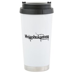 Melaphukanoma Ceramic Travel Mug