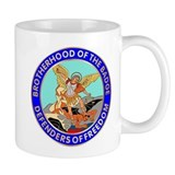 Police Brotherhood Mug