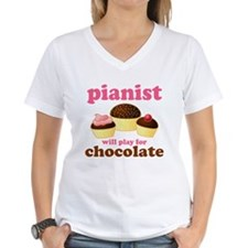 Chocolate Pianist Shirt