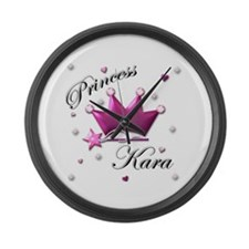 Kara Large Wall Clock
