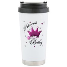 Bailey Ceramic Travel Mug