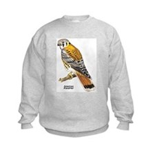 American Kestrel Bird Sweatshirt