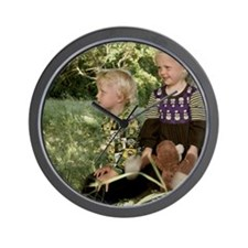 Fairy tale designs Wall Clock