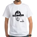 Free T-Rav White T-Shirt