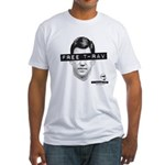 Free T-Rav Fitted T-Shirt