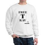 Free T-Rav Stencil Sweatshirt