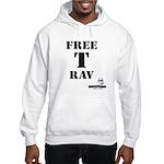 Free T-Rav Stencil Hooded Sweatshirt