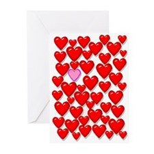 One in a Million Greeting Cards (Pk of 10)