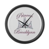 Brooklynn Large Wall Clock