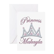Makayla Greeting Card