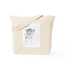 Make a Wish Fairy Tote Bag