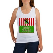 Holiday Challenged Women's Tank Top