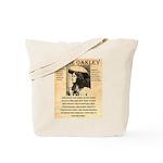 Annie Oakley Tote Bag
