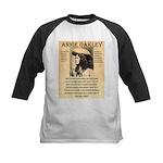 Annie Oakley Kids Baseball Jersey