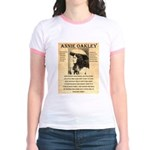 Annie Oakley Jr. Ringer T-Shirt