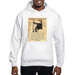 Annie Oakley Hooded Sweatshirt
