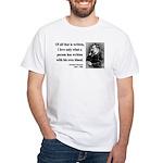 Nietzsche 33 White T-Shirt
