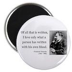 Nietzsche 33 Magnet