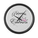 Emerson Large Wall Clock