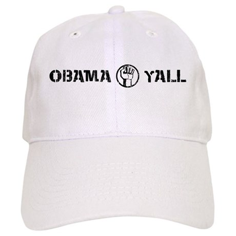 Obama Yall Cap