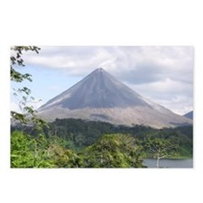 Costa Rica Arenal Postcards (Package of 8)
