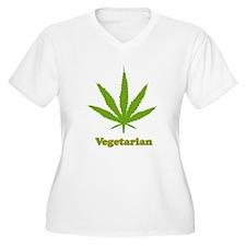 Vegetarian Weed T-Shirt