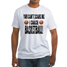 I Coach Basketball Shirt