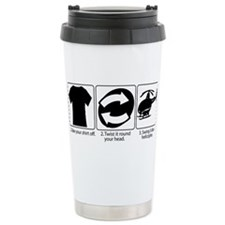 Raise Up Ceramic Travel Mug