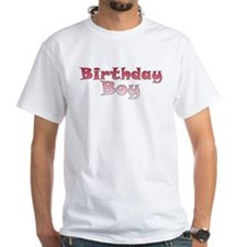 Birthday Boy (red) Shirt