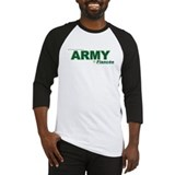 Army Fianc&#233;e Baseball Jersey