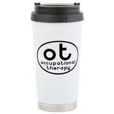 ot occupational therapy Ceramic Travel Mug