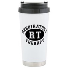 Respiratory Therapy - Athleti Ceramic Travel Mug