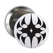 """Medieval Star 2.25"""" Button"""