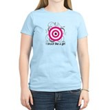 I Shoot Like a Girl  T-Shirt