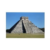 Chichen Itza Rectangle Magnet (100 pack)
