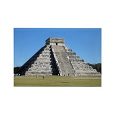 Chichen Itza Rectangle Magnet (10 pack)