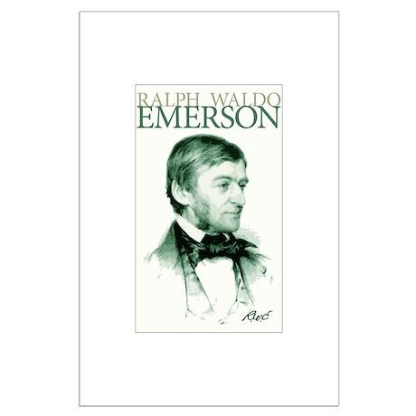 Ralph Waldo Emerson Large Poster