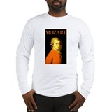 Mozart Long Sleeve T-Shirt