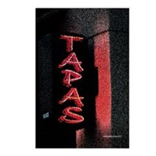 Tapas Postcards (Package of 8)